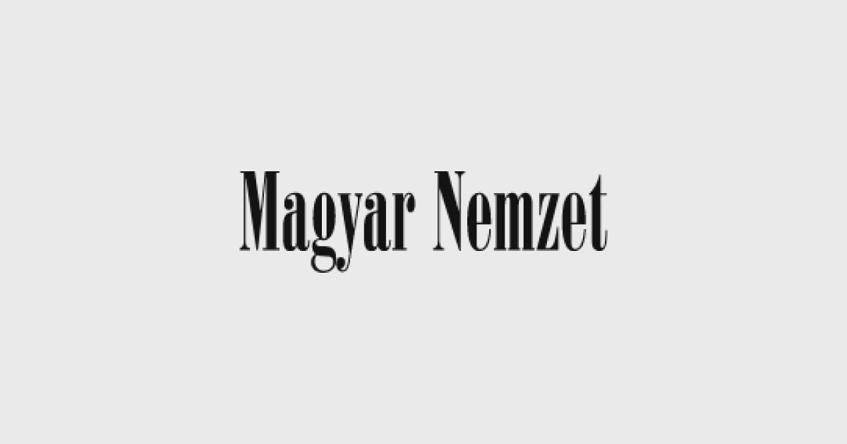 Magyar Nemzet   Polgári napilap és hírportál